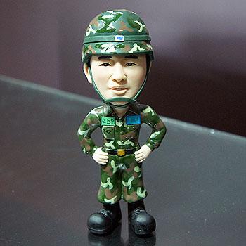 警察.軍人.消防.職業 公仔娃娃